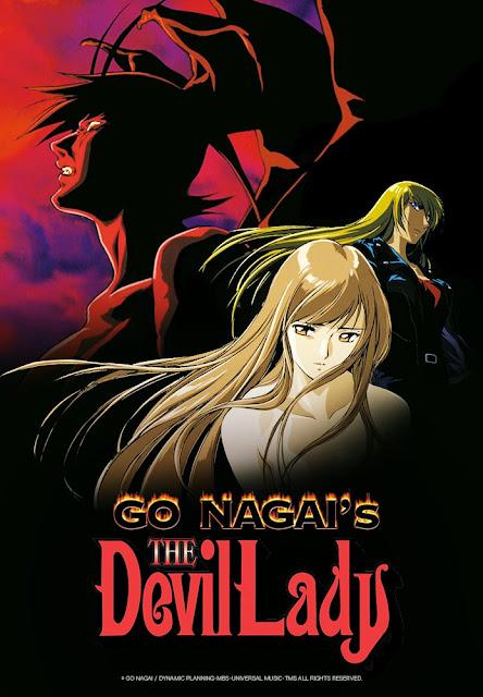 Go Nagai's The Devil Lady