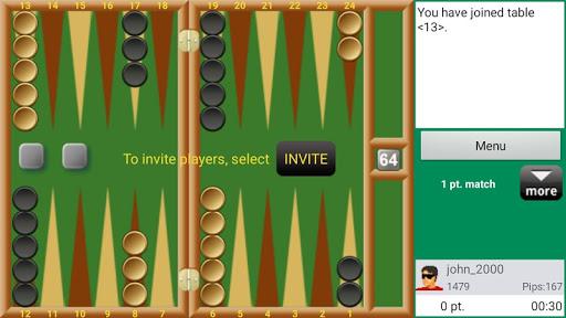 Backgammon Club apklade screenshots 1