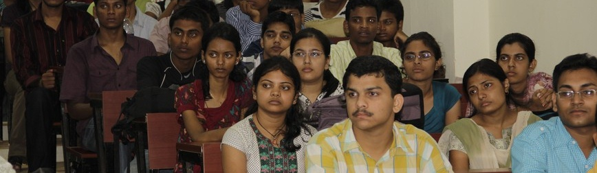 Fresh batch of Students During Inauguration Programme