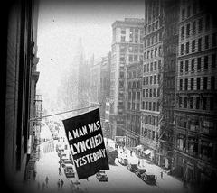 NAACP Headquarters, New York City. Via Library of Congress (loc.gov).