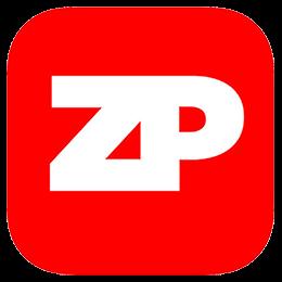 Logo ZPTV