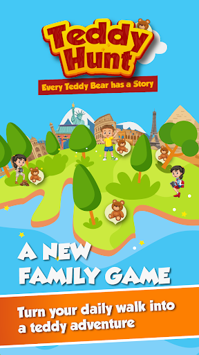 Teddy Hunt - discover teddy bear stories android2mod screenshots 1