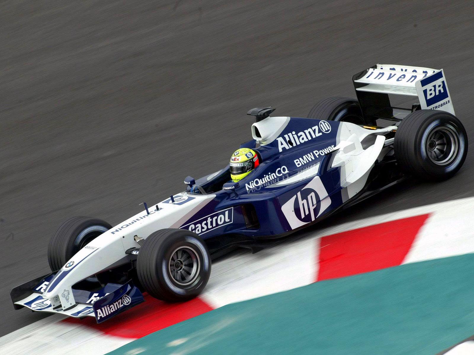 HD Wallpapers 2003 Formula 1 Grand Prix of France  F1
