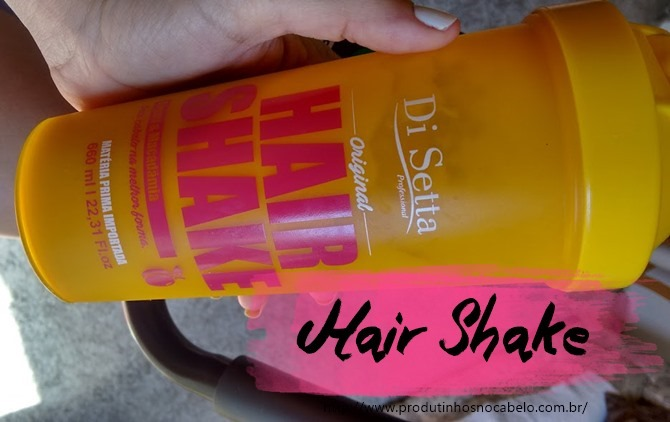 hair shake di setta