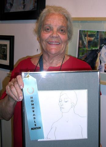 Honorable Mention: Annette Ellis