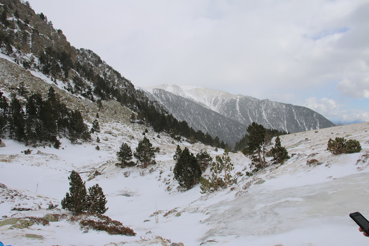 Альпинизм в Каталонских Пиренеях
