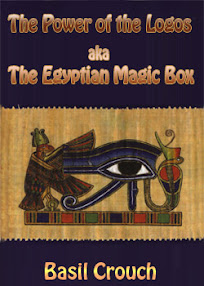 Cover of Basil Crouch's Book The Power of the Logos aka The Egyptian Magic Box