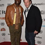 OIC - ENTSIMAGES.COM - Stanley J Brown and Jason Flemyng at the  Meet Pursuit Delange Premier at the 23rd Raindance Festival London UK 1st October 2015 Photo Mobis Photos/OIC 0203 174 1069