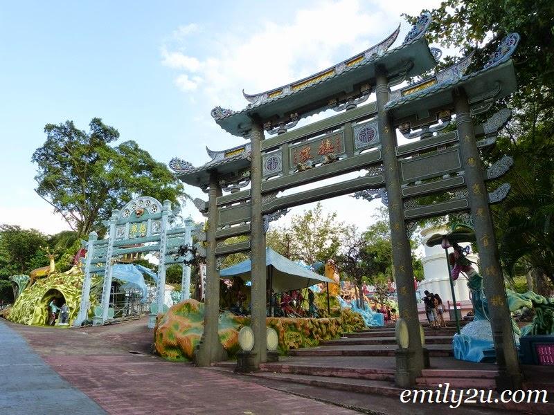 Haw Par Villa Singapore Theme Park