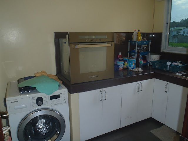 Dipolog house and lost forsale - dirty kitchen