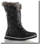 Sorel Cate Waterproof Nylon Boot