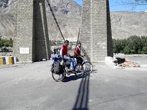 Jinnah Bridge, Gilgit