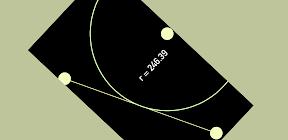 iPhone線からの距離