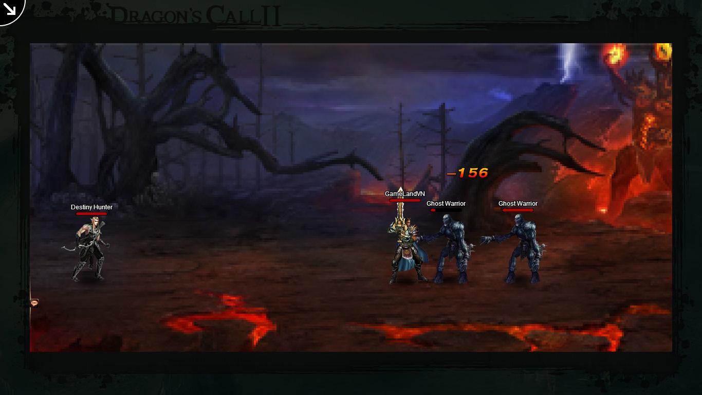 Một số hình ảnh về webgame Dragon's Call 2 - Ảnh 12