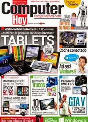 Computer Hoy N° 393 Noviembre 2013 - La Mejor definicion de Imagen TV ULTRA HD 392
