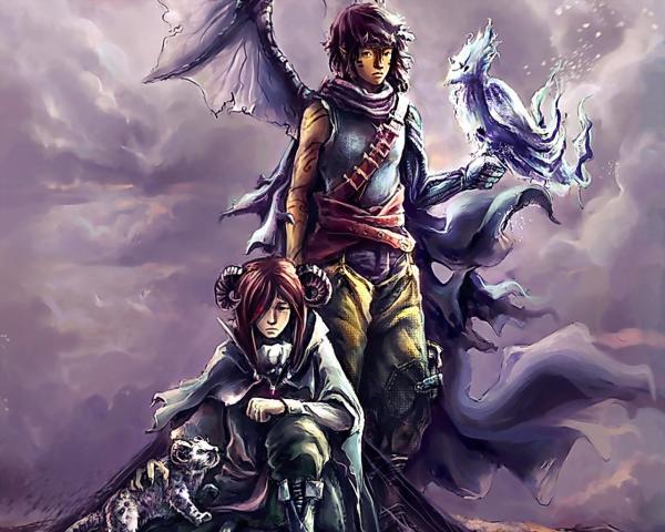 Best Friend Of Mine, Spirit Companion 3