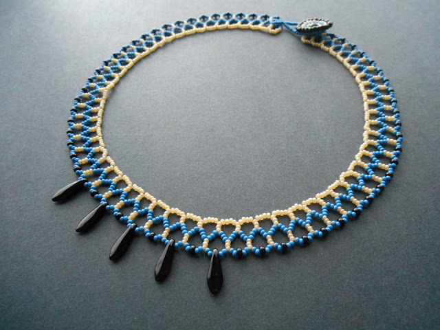 Black Lotus Mini Collar