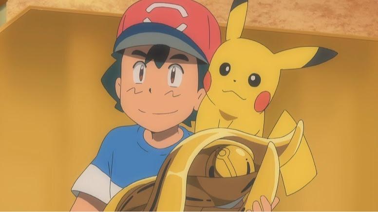 Ash Campeão Liga Alola