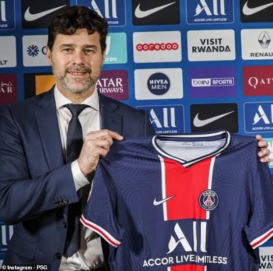 Mauricio Pochettino Appoints PSG Coach Following Tuchel Sack