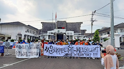 Sengkarut Pemda Kota dan Kabupaten Sukabumi Dalam Memberi Jaminan Keselamatan Rakyat Terhadap PPKM