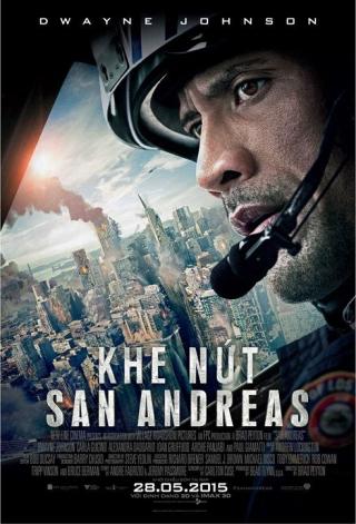 Khe Nứt San Andreas - San Andreas (2015)