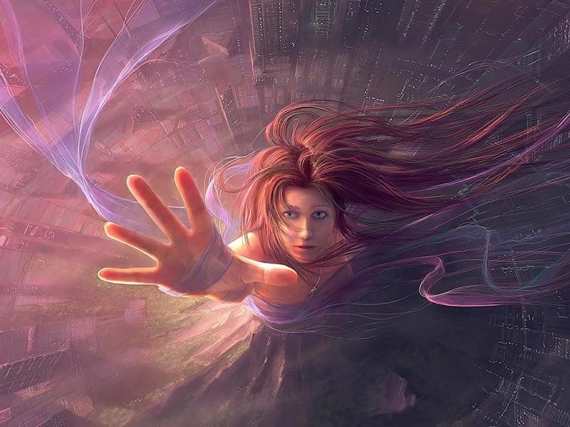 Magic Spell Wind, Magic And Spells