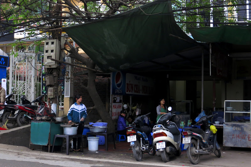 Bun cha restaurant