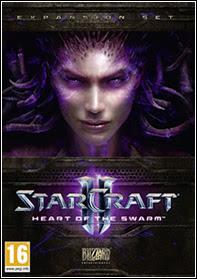 StarCraft II The Heart of the Swarm PC Crack Tradução