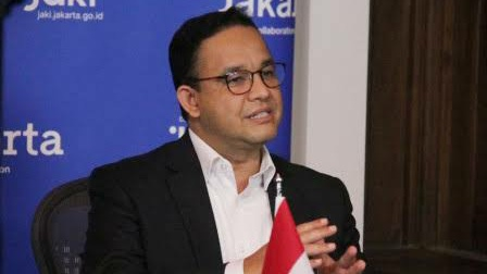 Resep Anies Digandrungi Anak Muda, Gubernur Antibaper
