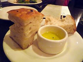 Meriwether's  focaccia bread