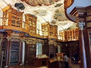 Bibliothèque de St-Gall