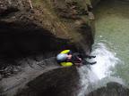 les toboggans s'enchainent dans la partie de l'express du Canyon
