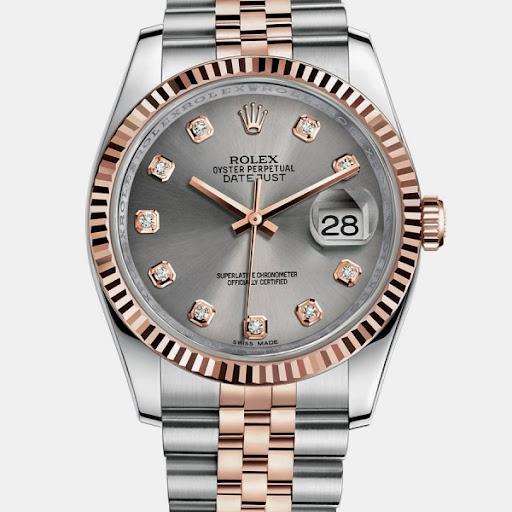 Thu mua đồng hồ rolex oyster perpetual date just chính hãng