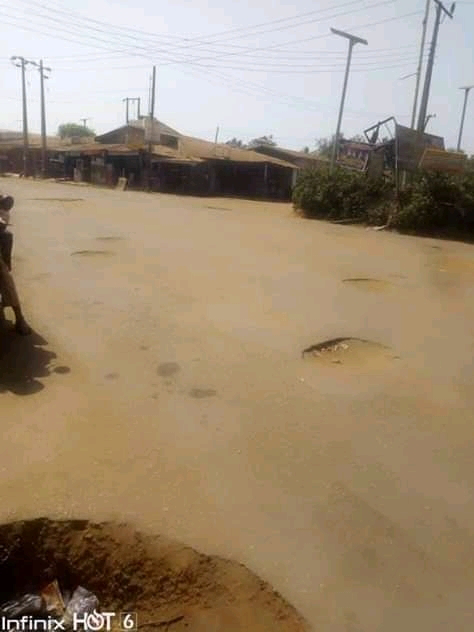 ROAD TO GRAVE: DEPLORABLE STATE OF ROADS IN OFFA AND THE CONTINUED SILENCE OF THOSE IN POWER