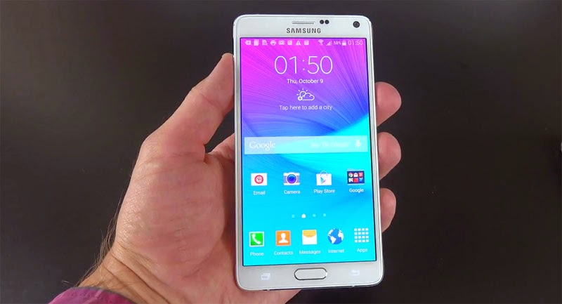 galaxy note 4 price philippines with video review 004 samsung