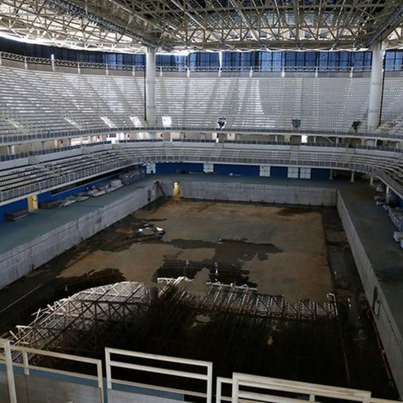 Επενδύσεις εκατομμυρίων εγκαταλείπονται μετά το πέρας των Ολυμπιακών Αγώνων στο Ρίο
