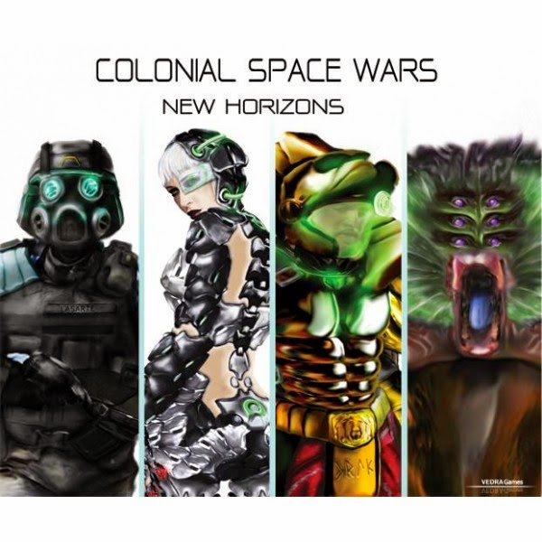 Colonial Space Wars