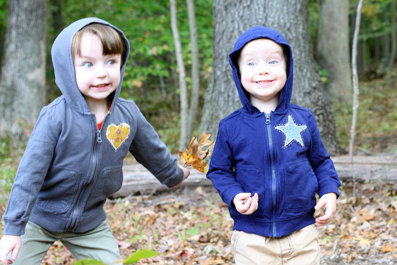 Wiener Dog Appliqued & Upcycled Hoodies for Kids Clothes Week || sewn by Made with Moxie