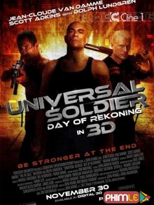 Phim Chiến Binh Trả Thù - Universal Soldier: Day of Reckoning (2012)