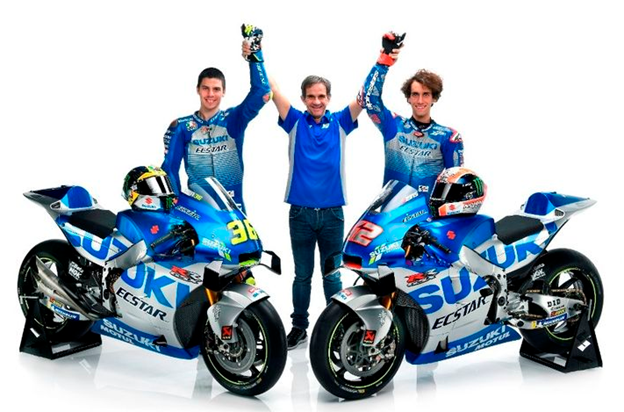 Joan Mir Juara MotoGP 2020 suzuki racing