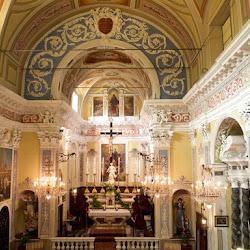 Villa Viani: Churches Then & Now