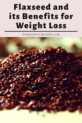 Diet with Flaxseed