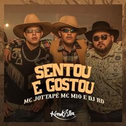 Capa Sentou e Gostou – MC JottaPê e MC M10 e DJ RD Mp3 Grátis