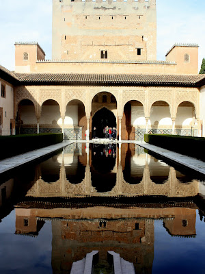 Nasrid Palace at the Alhambra