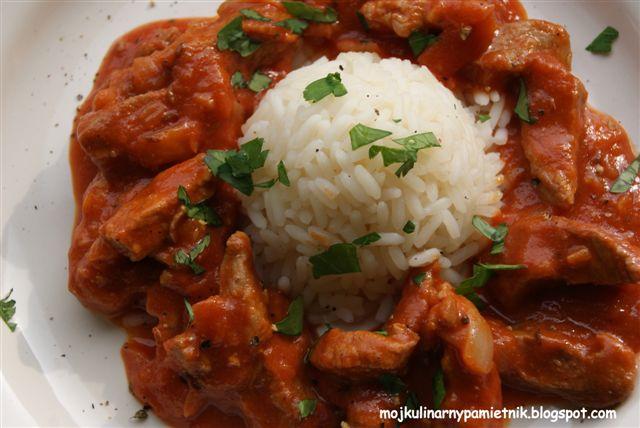 Węgry od kuchni - Pieprzny tokány