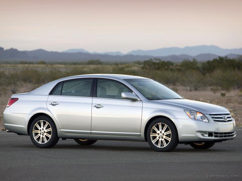 2006 toyota avalon sedan specifications pictures prices. Black Bedroom Furniture Sets. Home Design Ideas