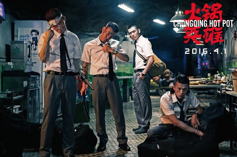 Chongqing Hot Pot China Movie