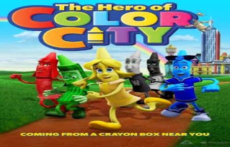 مشاهدة فيلم The Hero of Color City مترجم اون لاين