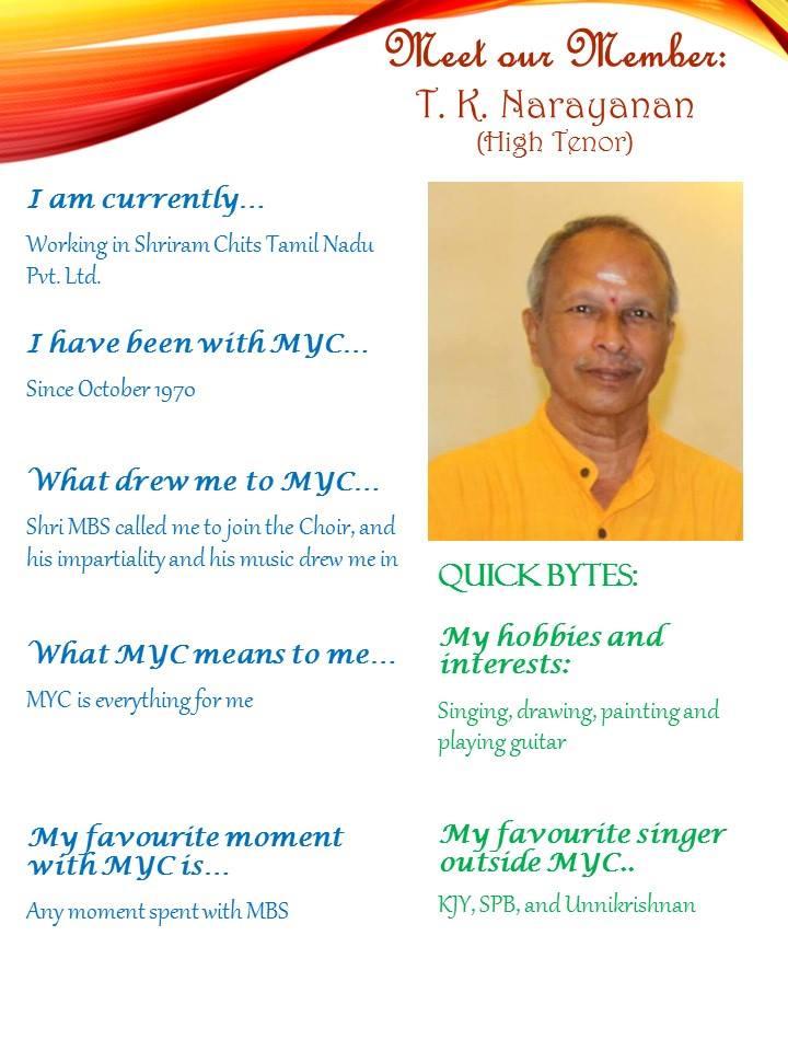 T.K. Narayanan