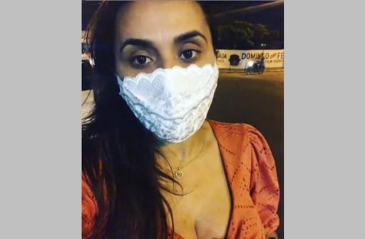 """Apresentadora guarabirense de TV, Jaceline Marques, tem carro roubado em JP: """"Colocou a arma na minha cintura"""""""